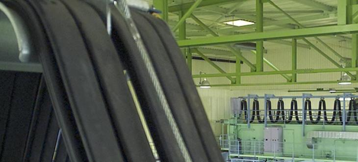 Závěsné kabely – ploché