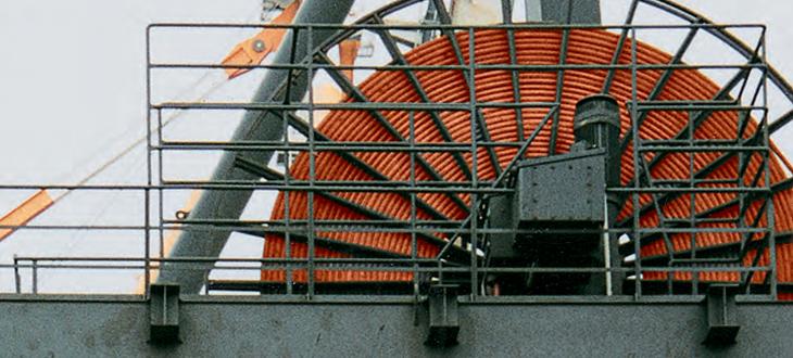 SN odvíjené kabely