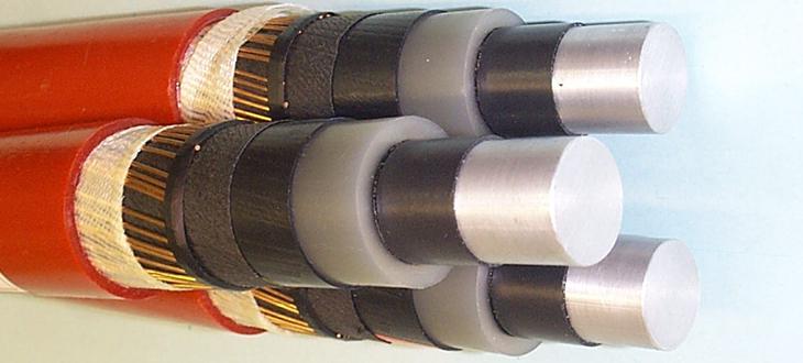 Středněnapěťové kabely