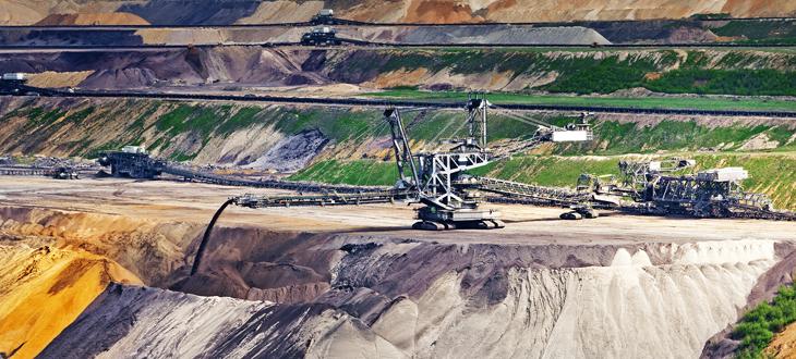 Důlní infrastrukturní kabely