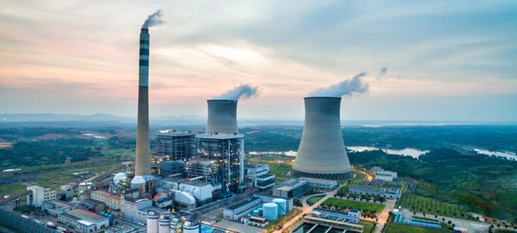 Jaderné elektrárny