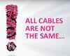 Všechny kabely nejsou stejné! Náhled 1