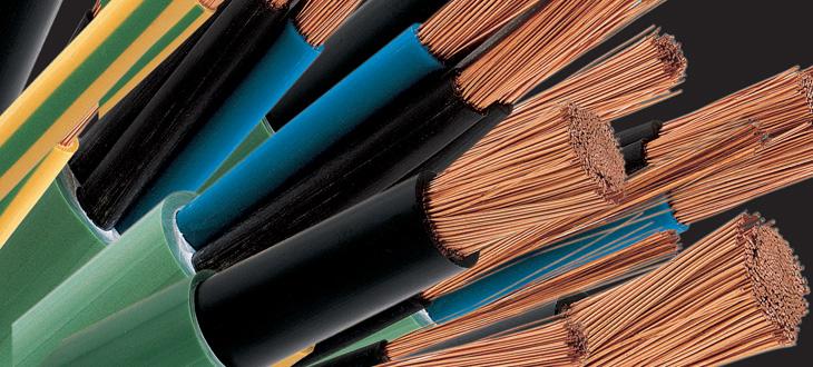 Nízkokouřové bezhalogenové kabely