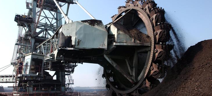 Kabely pro povrchovou těžbu