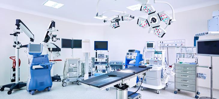 Elektrické zdravotní přístroje
