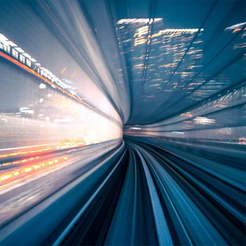 Držíme životně důležitou přepravní síť Východního pobřeží na trati