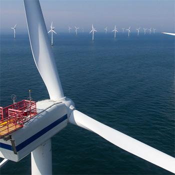 Průkopníci v pobřežních větrných projektech
