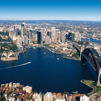 Síť založená na několika technologiích zahrnující celou Austrálii