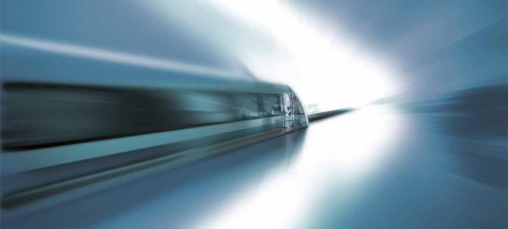 Vlaky a tramvaje
